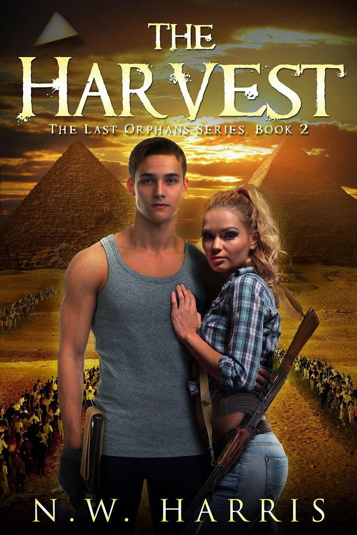 Tome Tender: The Harvest By Nw Harris (the Last Orphans, #2)