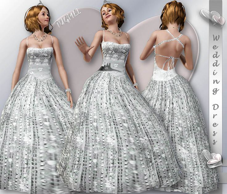 Wedding Altar Sims 3: 39 Best Sims 3 Wedding Dresses/hairstyles And Jewelry