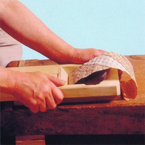 Yosegi-Zaiku - Making Marquetry