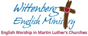 Wittenberg English language church ceremonies in State Church and St. Marys