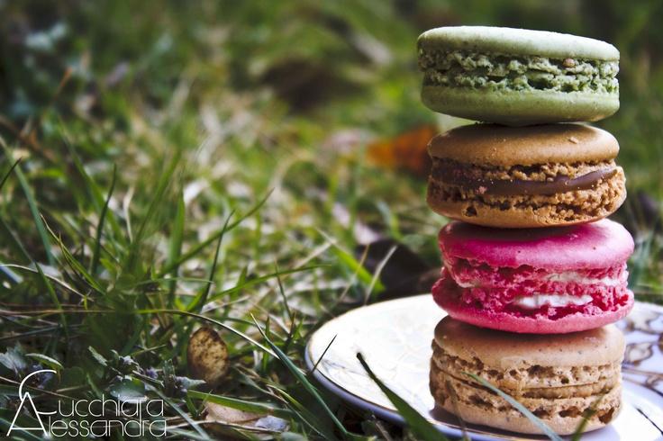 Macarons Paris <3