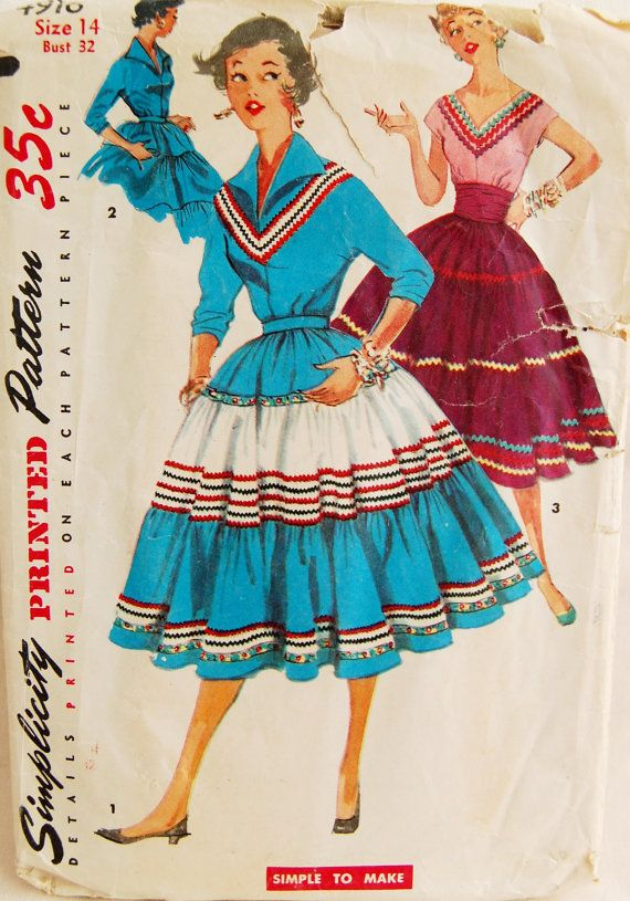15 Best Square Dance Outfits Images On Pinterest Fashion
