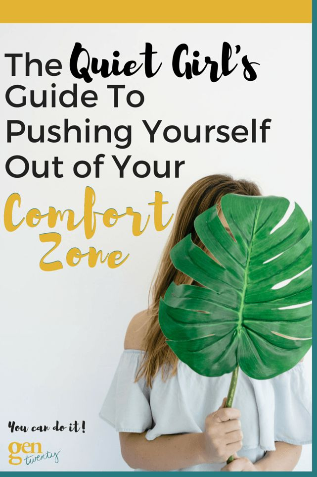 Your comfort zone is your safe place. It's mine too. But to reach my dreams and goals, I knew I would have to leave it. It was 100% worth it and here's how I did it.