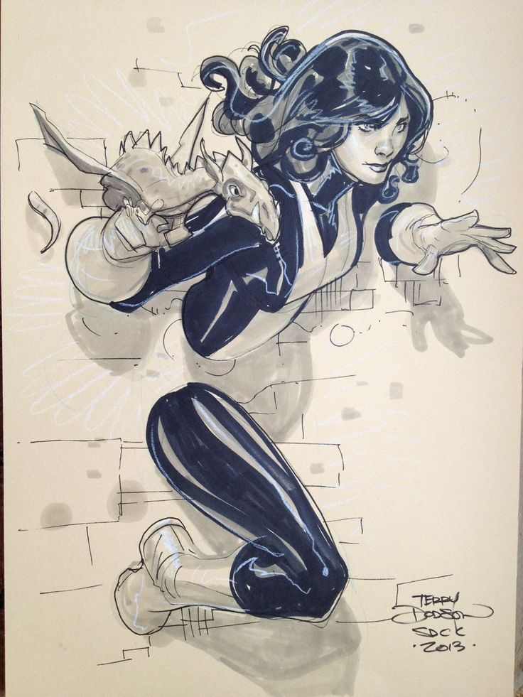 KITTY PRYDE SDCC 2013 by TerryDodson.deviantart.com on @deviantART
