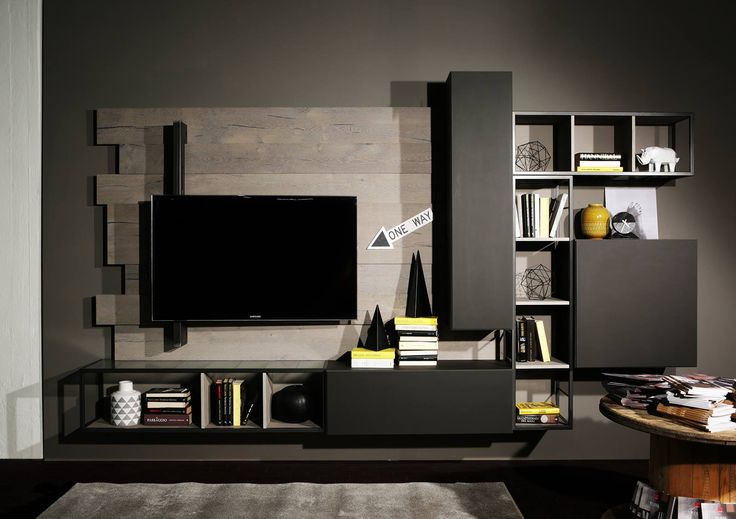 20 best italian modern wall unit systems italian for Domus arredi lissone