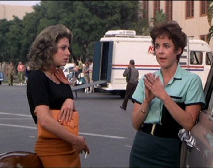 50s inspired costuming from Grease, Marty's look here is one of my favourites in the film