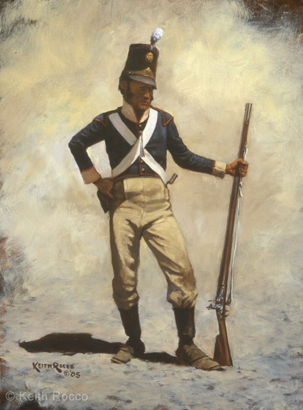 Portuguese Infantryman, 14th Regiment 1810-14 (http://www.keithrocco.com/hmta/images/lg_portuguese_infantryman.jpg)