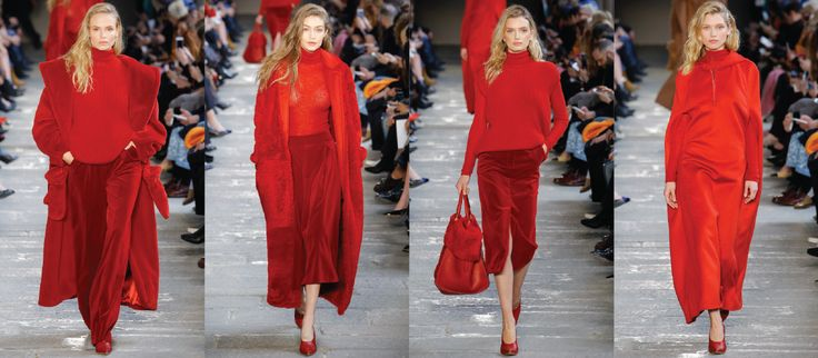 Модный цвет осени и зимы 2017 от Макс Мара #максмара #шоппингвмилане #стилиствмилане #модныйтренд #мода #стиль #итальянскаямода