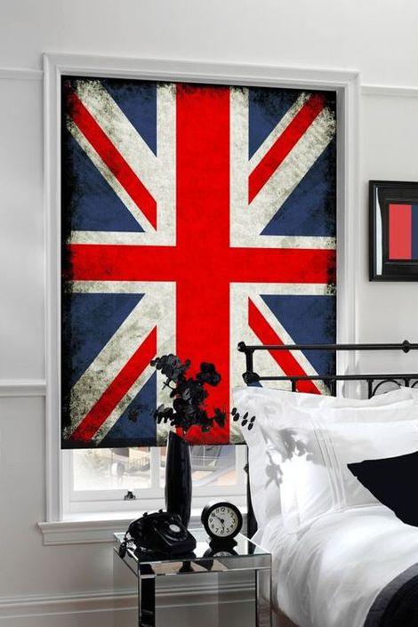 Hey, London!: Decoração: Londres no quarto