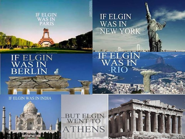If Elgin was in your country