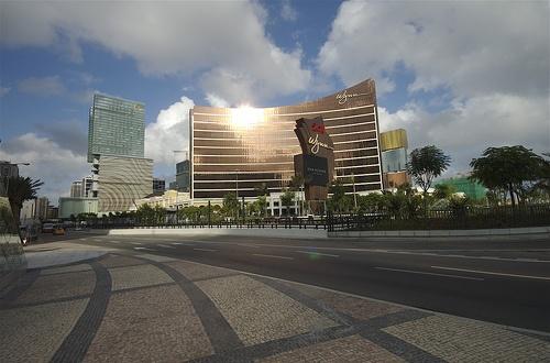 Wynn Macau and Star World casino
