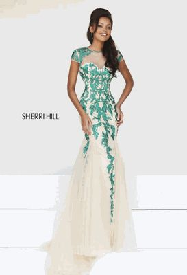 Sherri Hill 2014 Style 1927 at #SoSweetBoutique