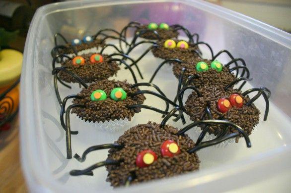 I dolci di #halloween più spaventosi da fare per le feste dei bambini