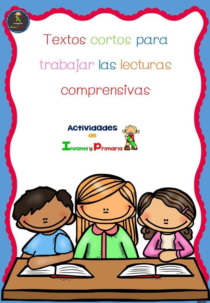 Pequeños Textos Para Trabajar Las Lecturas Comprensivas En Primaria Orientacion Andujar Lectura Comprensiva Comprensión Lectora Lectura De Comprensión