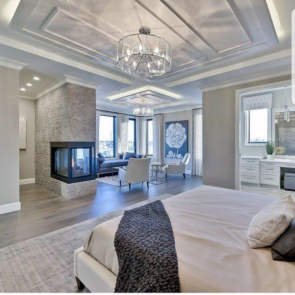 Top 60 Best Master Bedroom Ideas Luxury Home Interior Designs Luxury Bedroom Master Luxurious Bedrooms Luxury Homes Interior