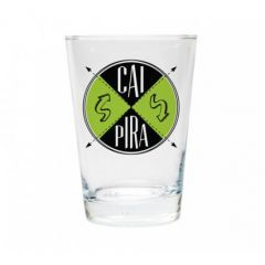 Kit Caipirinha Cai Pira - Kathavento  Copo para caipirinha muito mais divertido, porque se beber demais já sabemos, CAI ou PIRA!