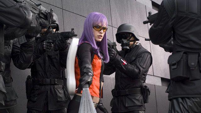Milla Jovovich in Ultraviolet (2006)