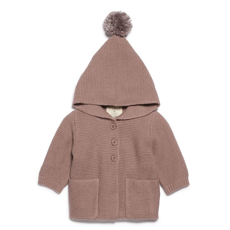 For those winter days, keep baby warn and snug in our knitted jacket with hood and pom pom.   #wilsonandfrenchy #babystyle #pompom #knitwear #baby #fashion #unisex #babylove #perfectbabies  #unisexbabyclothes  #newmum #babygift #babyshower #australiandesign #shopbaby #mumsunite #babylove #magicofchildhood #little