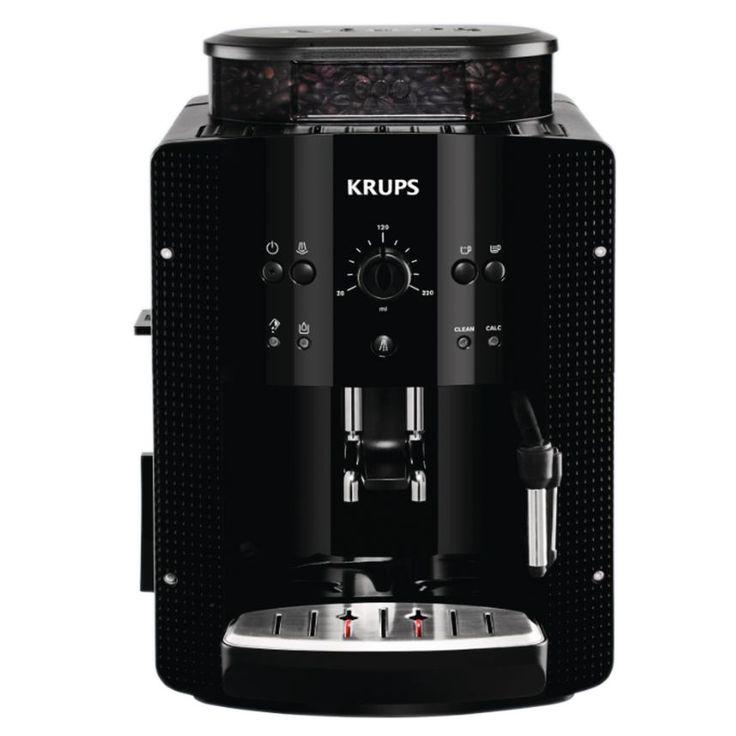 Espressor Krups Espresseria Automatic EA8108, 1.8 l, 15 bari, Negru