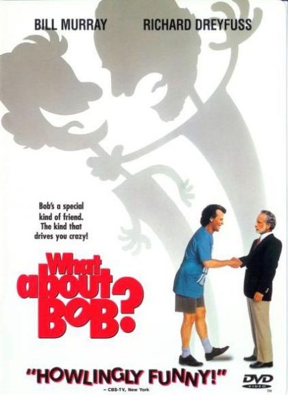 What About Bob? (1991)  - Click Photo to Watch Full Movie Free Online.