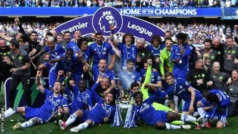 Chelsea will begin their title defence at home to Burnley when the 2017-18 Premier League season kicks off on the weekend of 12-13 August.  Newly promoted Newcastle host Tottenham while Brighton welcome Manchester City and Huddersfield visit Crystal Palace. Spurs' first game at Wembley will be against Antonio Conte's champions on the second weekend of the season.  Find all your team's fixtures on the BBC Sport website by clicking here.  The precise date of games will be set once TV schedules…
