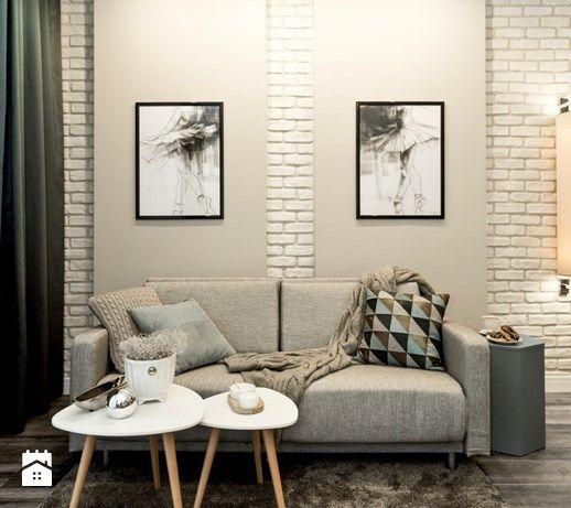 Salon styl Eklektyczny - zdjęcie od MANGO Studio Architektury Wnętrz i Ogrodów