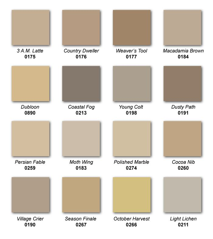 PAINT - Top Benjamin Moore Neutrals