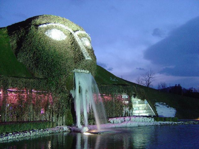 Austrian Alps to visit where Swarovski Crystal is made.