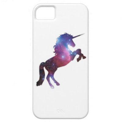 Nebula Unicorn iPhone Case