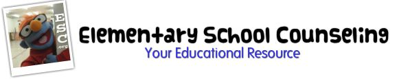 Elementary school counseling blog - classroom lessons, small groups plans, etc.