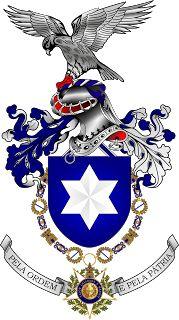 Brasão de Armas da Polícia de Segurança Pública