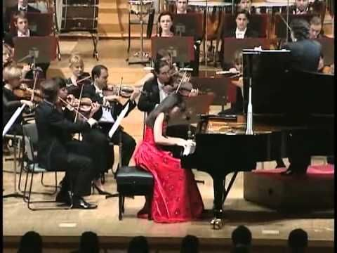 Tchaikovsky - Piano Concerto 1. A.S. Ott/Orchestra of the National Philh...