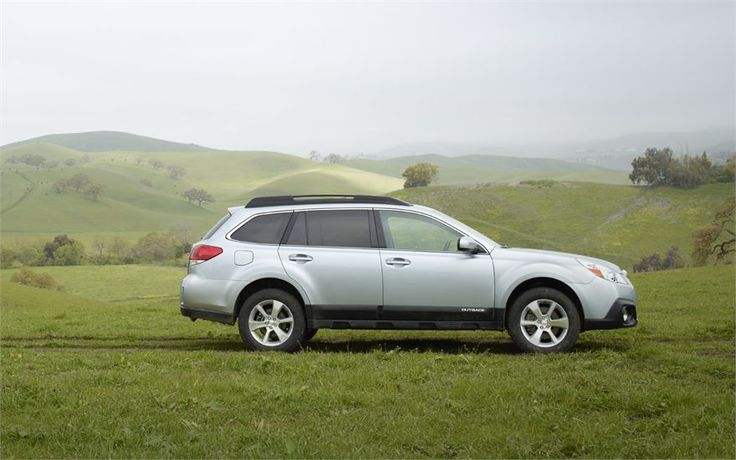 "Check out the image titled ""2014 Outback"" from Subaru."