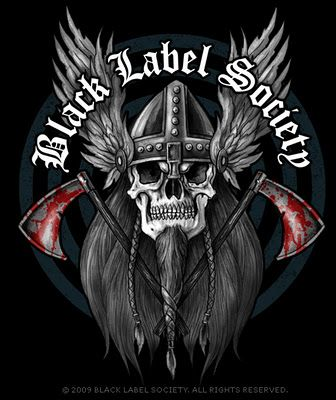 Black Label Society ~ Thor & Axes
