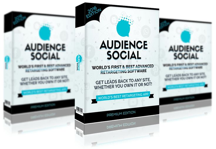 Audience Social App Software By Daniel Adetunji Review : Outstanding World's First & Best Advanced Retargerting Software And Get Leads Back To Any Site Whether You Own It Or Not, It's The Revolutionary Way To Connect With Laser Targeted Audience