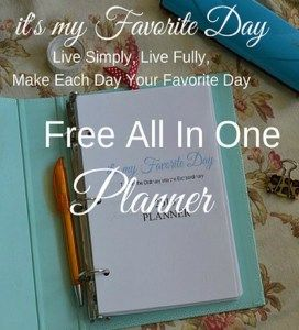 Wow, this is a great planner! Love the set up, exactly what I was looking for. Perfect to keep everyday tasks organized. If you want a FREE printable planner, then you want to click this for sure. Make sure to repin this and share it.