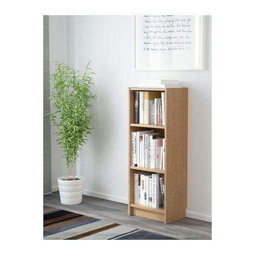 BILLY Bookcase, white, 40x28x106 cm   IKEA Ireland   Ikea ...