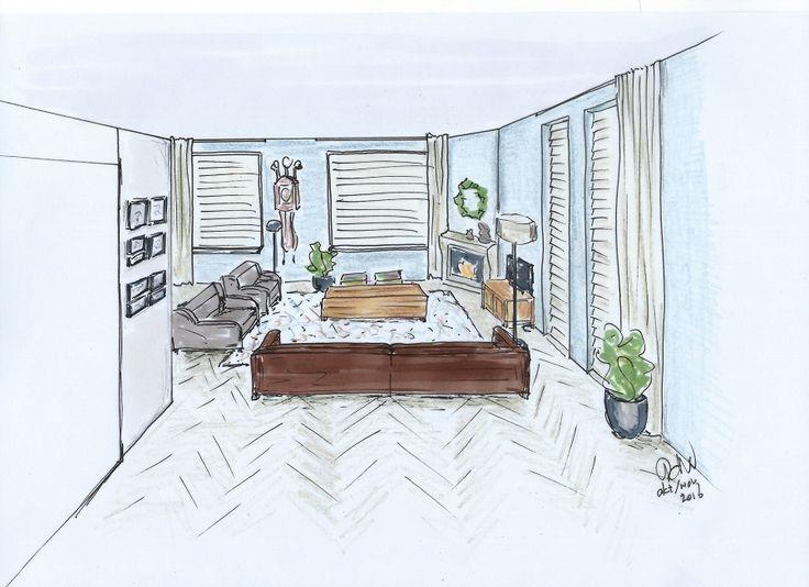 17 beste idee n over landelijke gordijnen op pinterest for Interieur adviseur