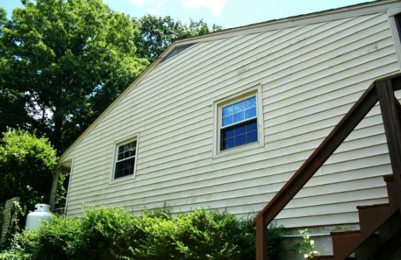how to get rid of mold on vinyl siding