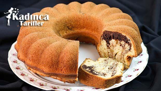 Portakal Aromalı Nişastalı Kek Tarifi | Kadınca Tarifler | Kolay ve Nefis Yemek Tarifleri Sitesi - Oktay Usta