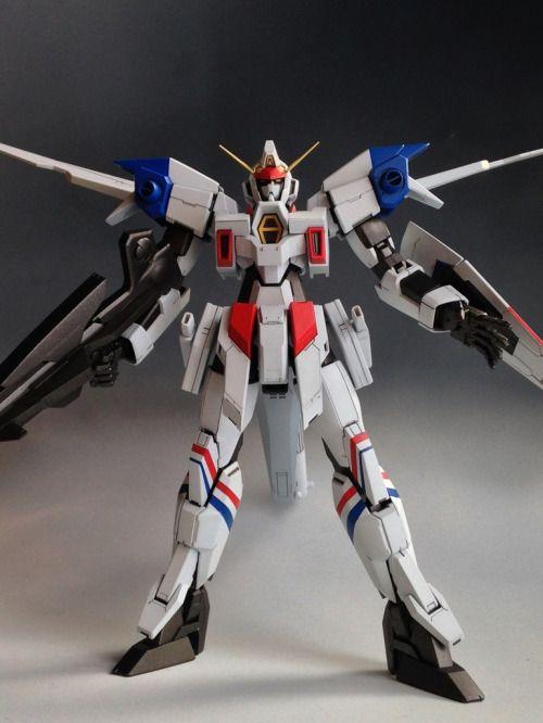1/100 MG Gundam Age 2 Metal Armor Dragonar custom Paint by tuyoshi