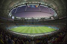 Arena Fonte Nova - Salvador - World Cup 2014 by Richard Ducker on 500px