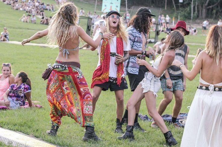 Falls Music and Arts Festival #ByronBay  come stay at Boho Village:)   www.byronbaycampinghire.com.au
