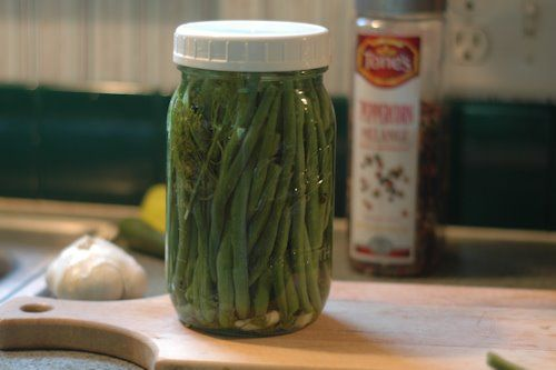 More like this: pickled green beans , garlic dill pickles and green ...