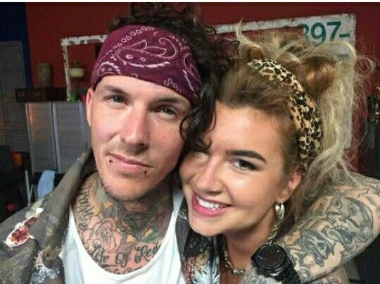 Tattoo Fixers - Sketch and Alice