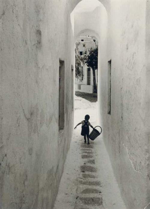 Mykonos, Greece, 1951