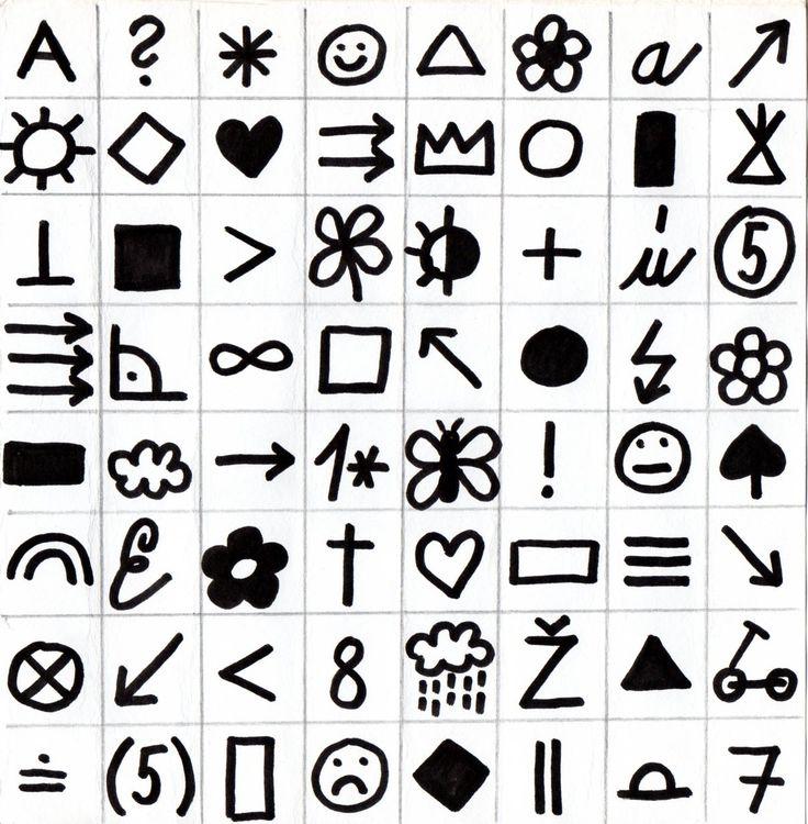 Paměť lesního skřítka - venkovní hra - jedna tabulka s 32 políčky v každém jiný znak, pro každé družstvo prázdná tabulka a černá pastelka, každé družstvo má na jedné straně hřiště stanoviště, na druhé straně je položena tabulka se znaky, úkolem družstev je správně překreslit znaky ze vzorové tabulky do své prázdné, nutné je zapamatovat si polohu znaků, děti po doběhnutí zakreslí zapamatované znaky a běží další člen - hodnotí se rychlost a správnost