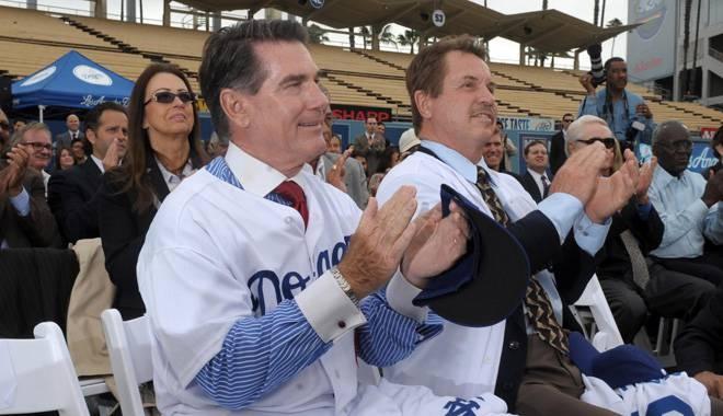 Dodgers' Steve Garvey battling prostate cancer