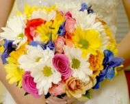 Love Forever Wedding Bouquet