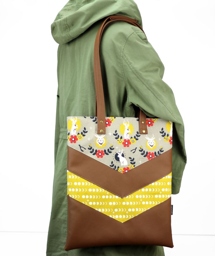 VARO Shoppingbag Jackalope
